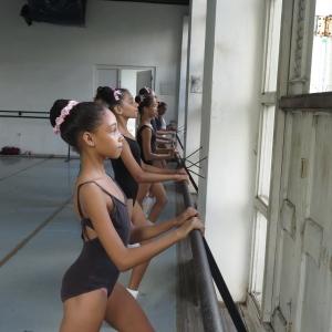 Balletdanser på vei til livet på scenen