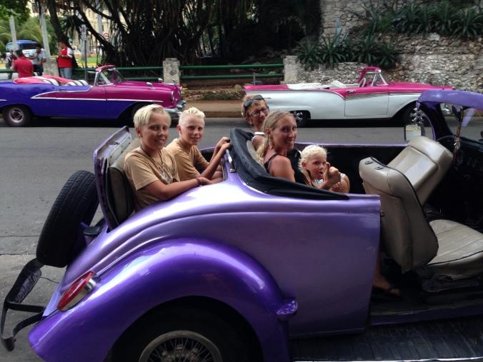 Ingen biler er bedre enn de cubanske. Foto: Martin Runde